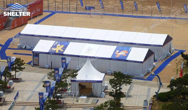SHELTER Pagoda Tent - Canopy Tent - Gazebo Tents - High Peak Marquee - Top Marquees -25
