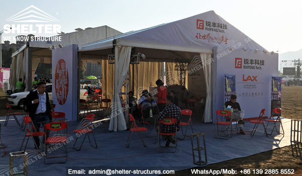 Clear Span Structure - Gala Tent - Festival Tent - Event Marquee - Party Tent for Sale - Small Tent - Commercial Tent - Shelter Tent (6)