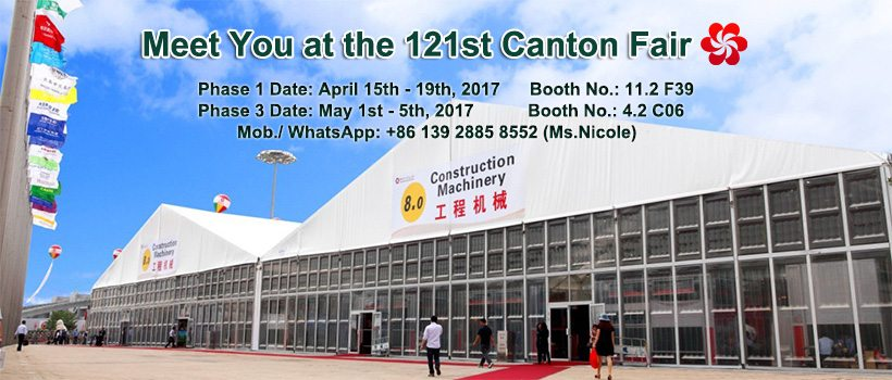 Shelter Tent Meet You at the 121st Canton Fair - Shelter Tent Expo
