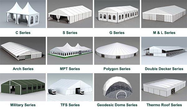 Spring Canton Fair - Shelter Tent Series