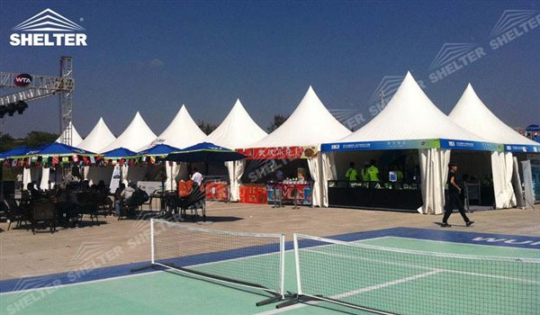 SHELTER Canopy Tent - Gazebo Tents - High Peak Marquee - Top Marquees -1