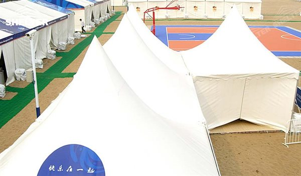 SHELTER Pagoda Tent - Canopy Tent - Gazebo Tents - High Peak Marquee - Top Marquees -24