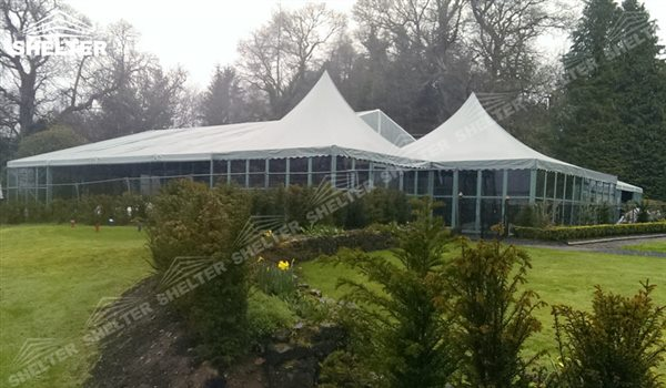 SHELTER Canopy Tent - Gazebo Tents - High Peak Marquee - Top Marquees - (4)
