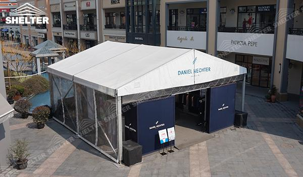 SHELTER Small Tent - Small Marquee - Wedding Marquee - Lounge Tent - Party Marquees for Sale - Commerical Marquee - Outdoor Marquee (4)