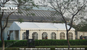 Shelter Tent - Small Marquee - Event Marquee - Clear Span Marquee - Tent Supplier