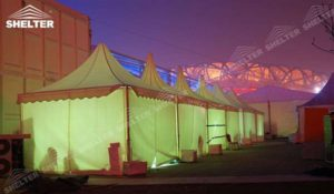 pagoda tent - small maruqee - pagada marquee - gazebo tents for saleSF