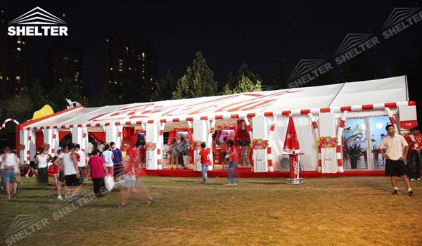 SHELTER Small Tent - Wedding Marquee - lounge Tent - Party Marquees for Sale -18
