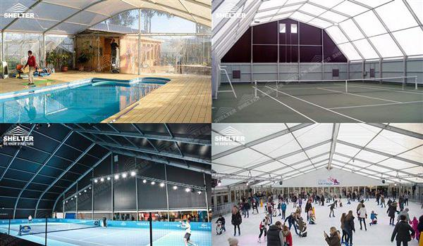 Sports Structures - Sport Events - Sport Tent - Shelter Tent